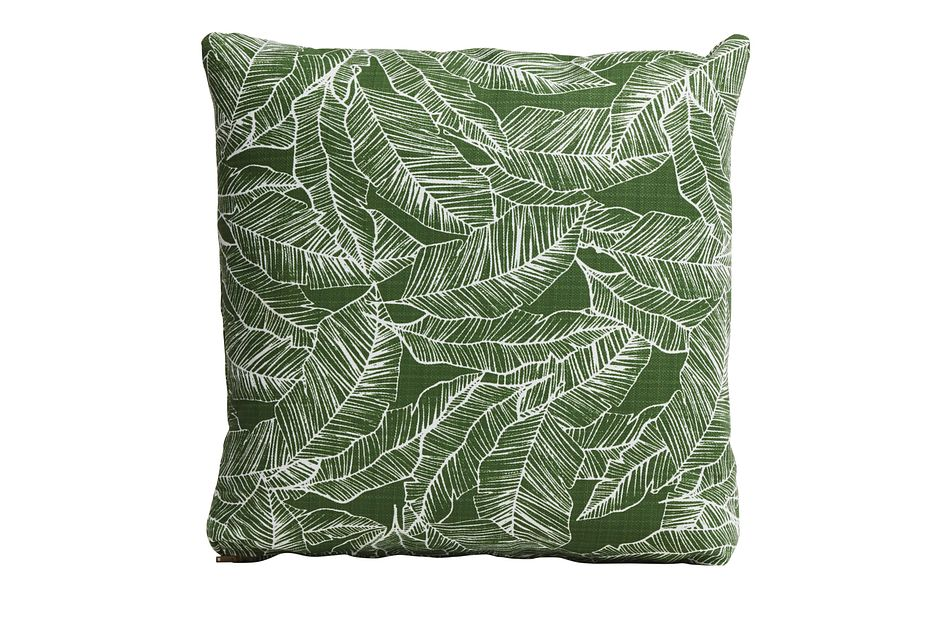 """Pacific Green 18"""" Indoor/outdoor Accent Pillow"""