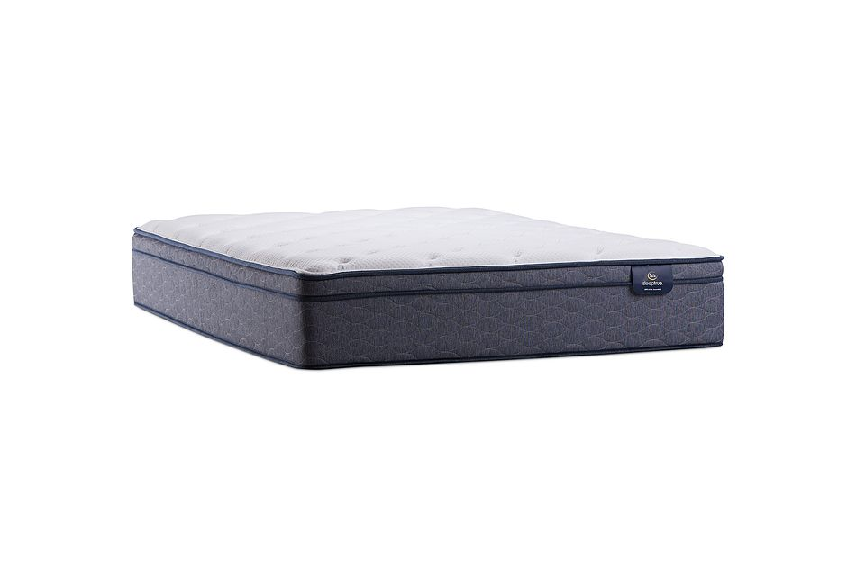 "Serta Wyndmoor Firm 13"" Euro Top Mattress"