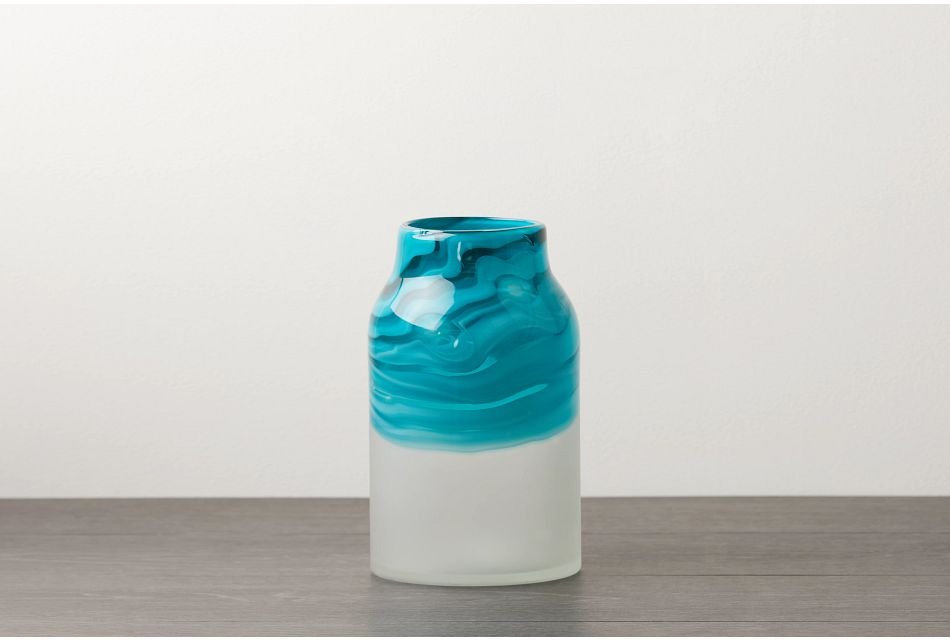 Jack Blue Vase