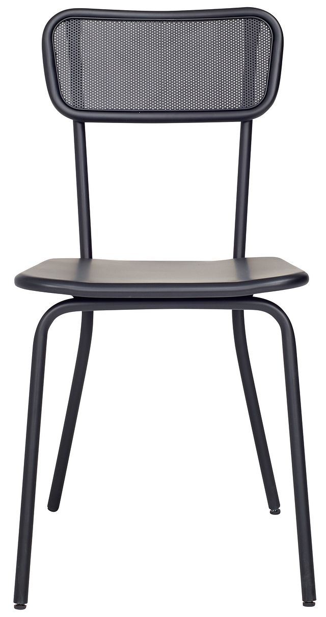 Method Mesh Black Side Chair (1)