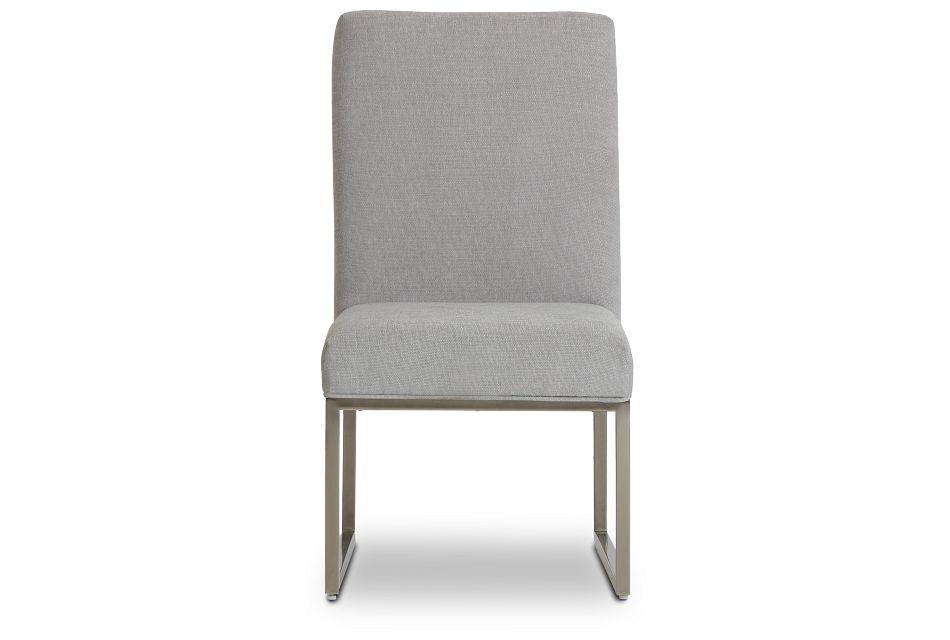 Tribeca Metal Side Chair,  (3)
