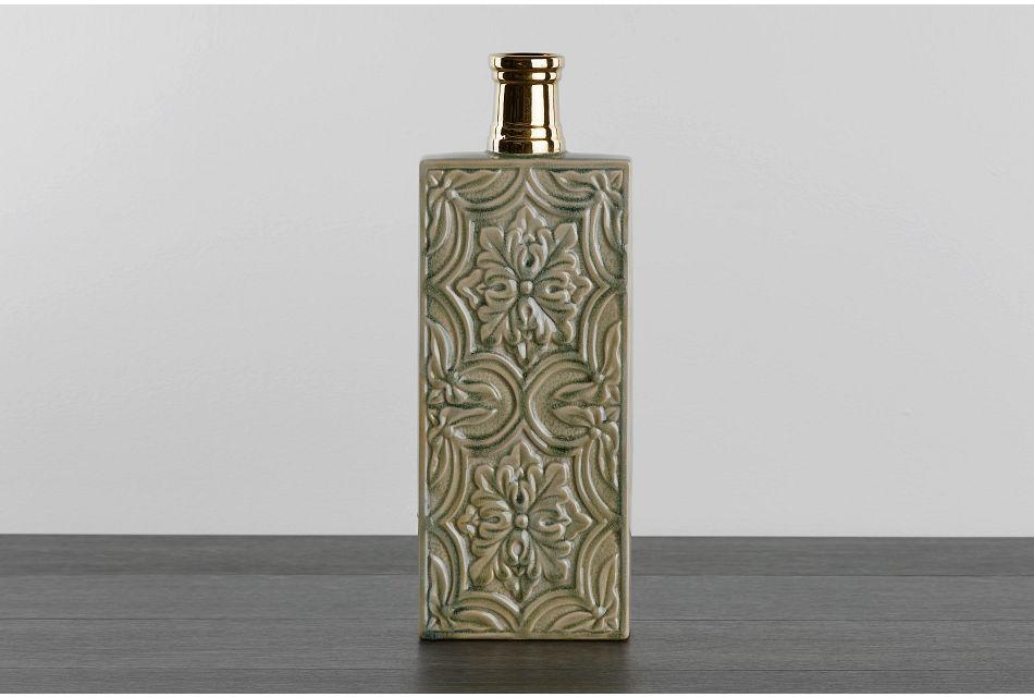 Sierra Gold Large Vase
