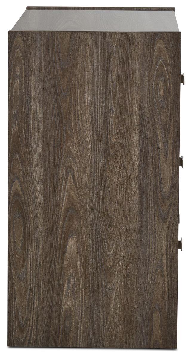Sutton Light Tone 3-drawer Chest (3)
