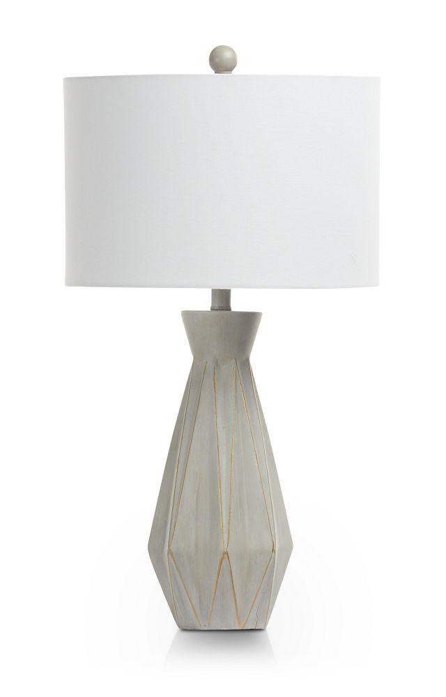 Branka Beige Table Lamp (2)