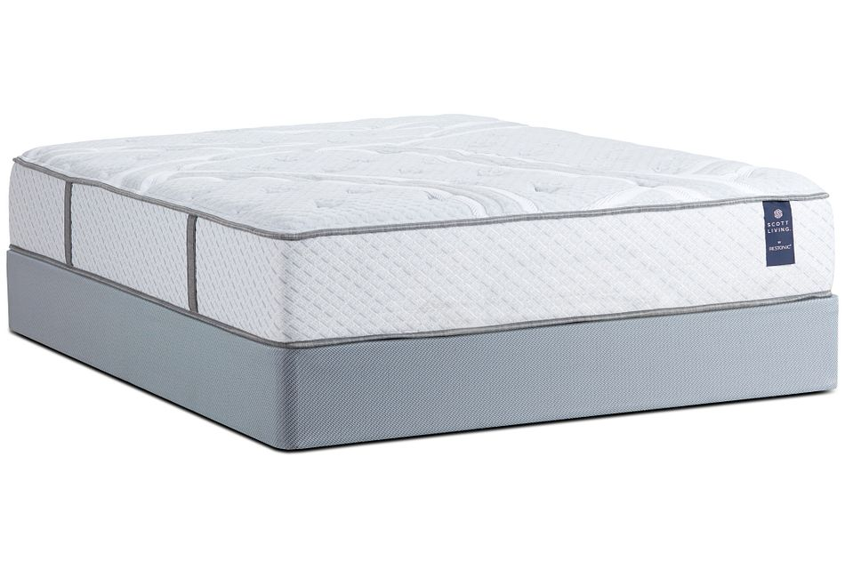 "Millport 200 Plush Plush 12"" Mattress Set"
