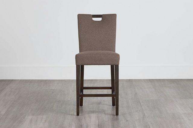 "Stout Brown 24"" Upholstered Barstool (0)"