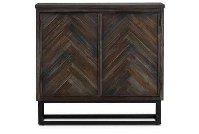 Aspen Dark Tone Cabinet