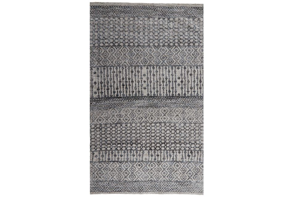 Miller Dark Gray 8x11 Area Rug