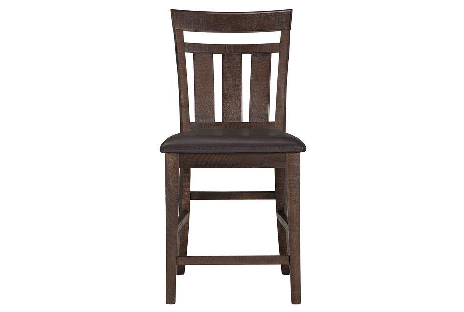 "Kona Grove Dark Tone 24"" Wood Barstool"
