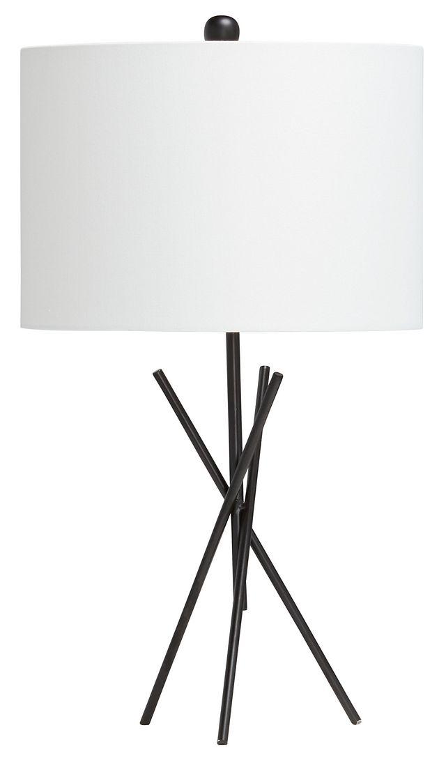 Tripod Metal Table Lamp (0)