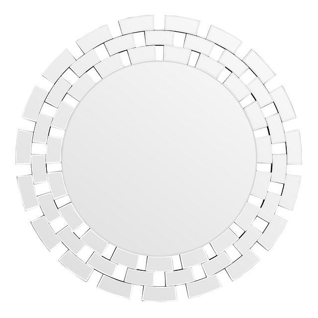Aya Silver Mirror (0)