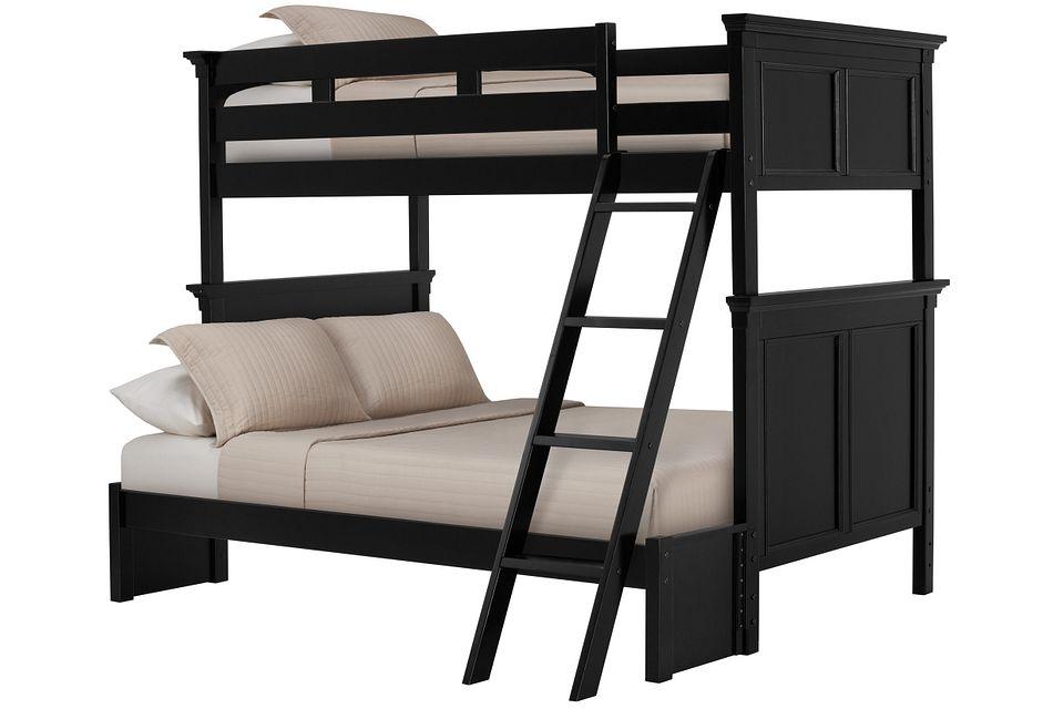 Tamara Black Bunk Bed