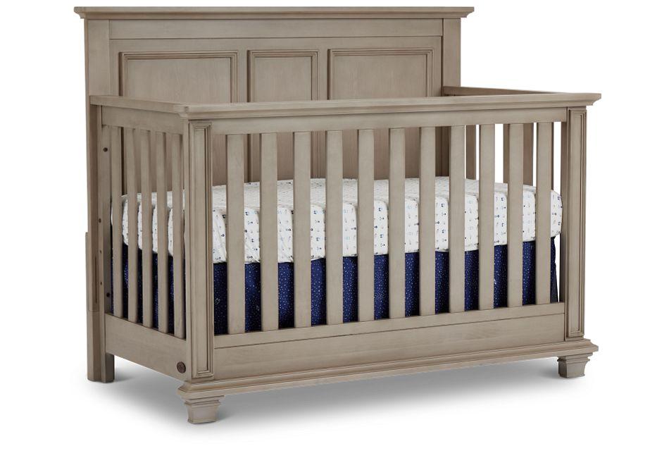 Kenilworth2 Light Tone 4-In-1 Crib,  (1)