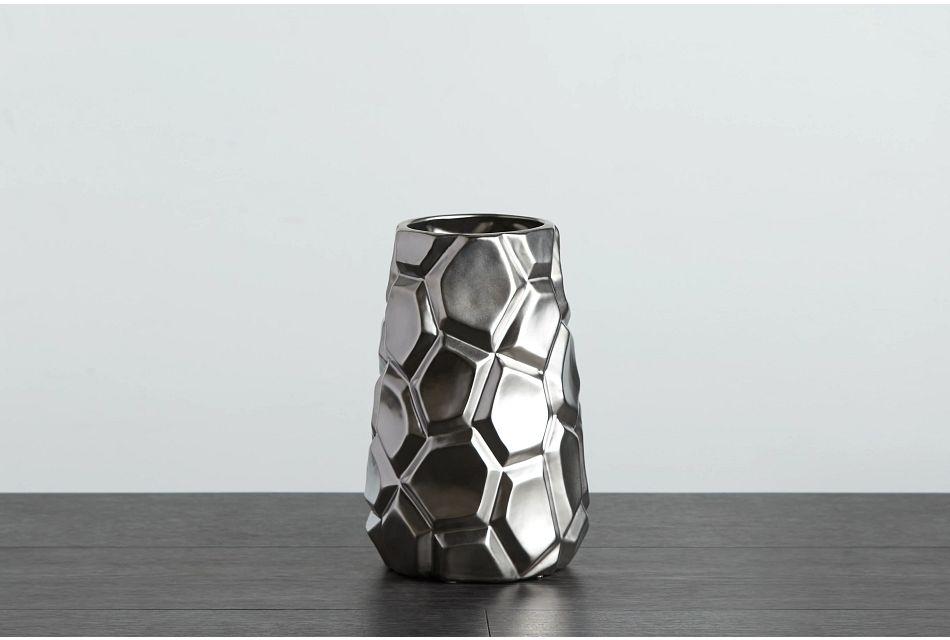 Perrie Ceramic  Vase,  (0)