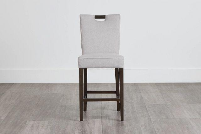 """Stout Light Gray 24"""" Upholstered Barstool (0)"""