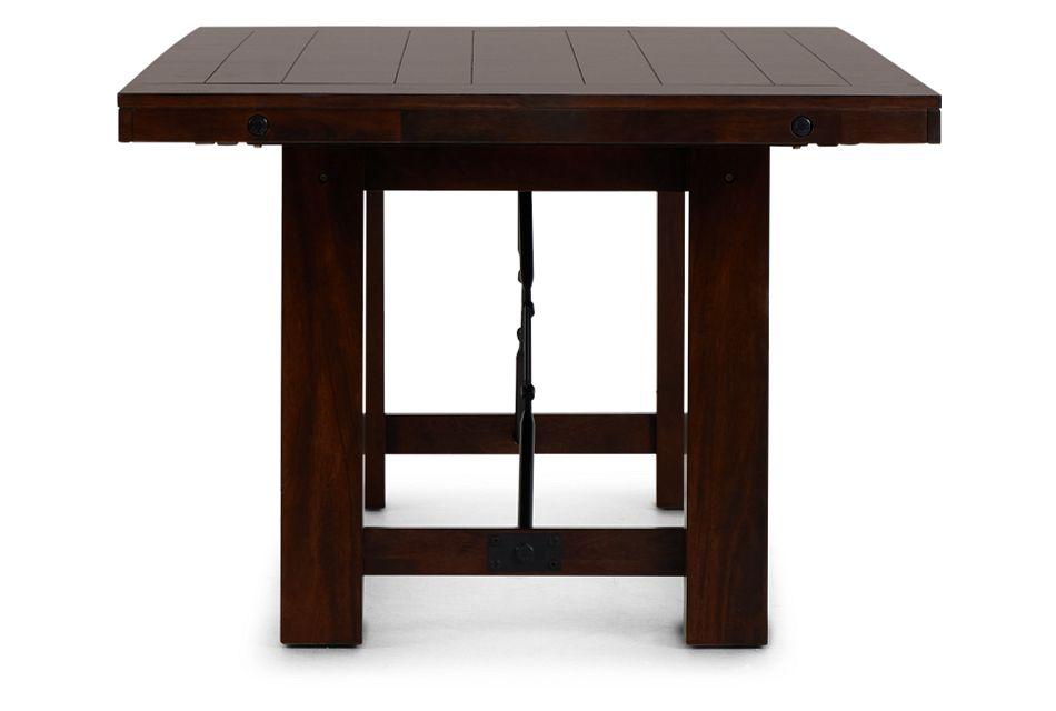 Napa Dark Tone Rectangular Table,  (3)