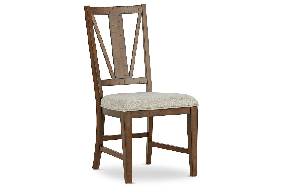 Heron Cove MID TONE Upholstered Side Chair,  (1)