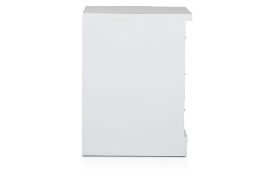 Newport White Drawer Cabinet,  (3)
