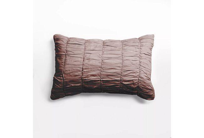Rachel Dark Gray Accent Pillow