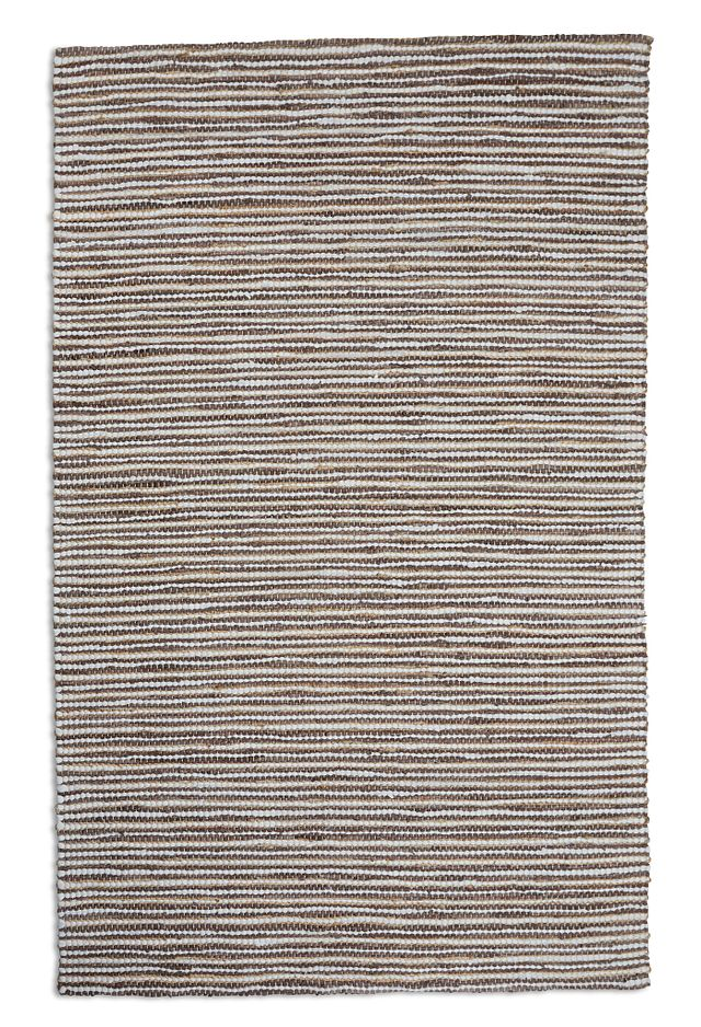 Sydney Brown Woven 5x8 Area Rug (0)