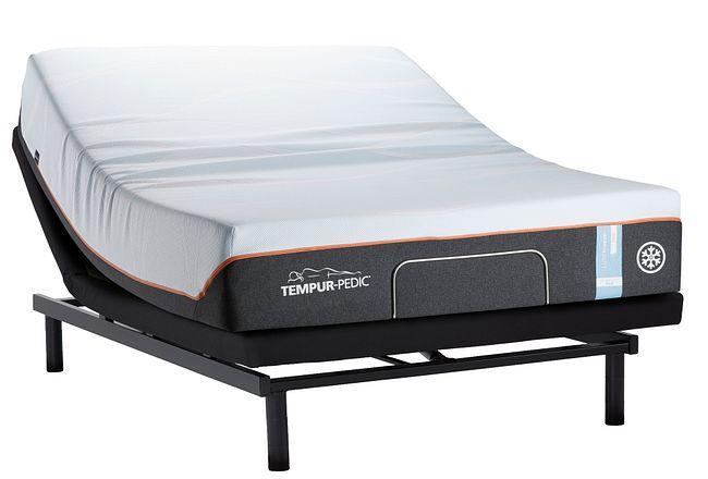 Tempur-luxebreeze™ Firm Ease Adjustable Mattress Set