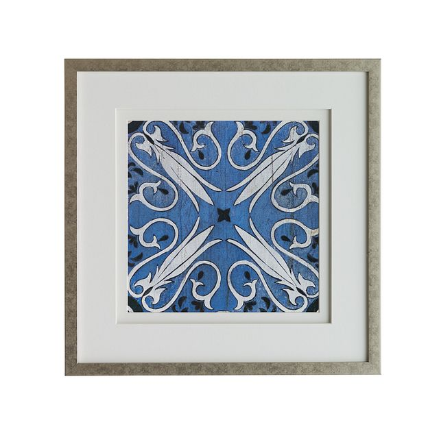 Cadet Dark Blue Framed Wall Art (0)