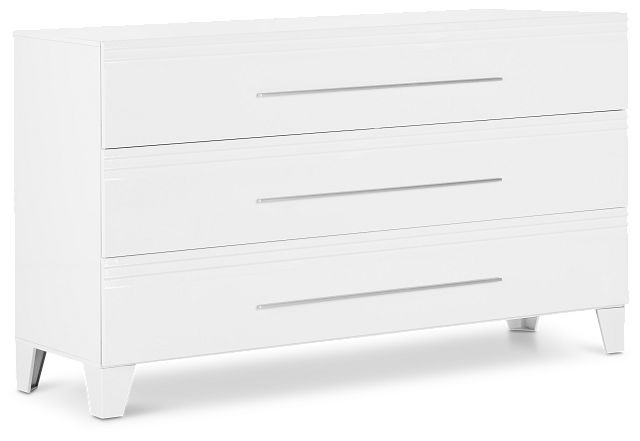 Midtown White Dresser (1)