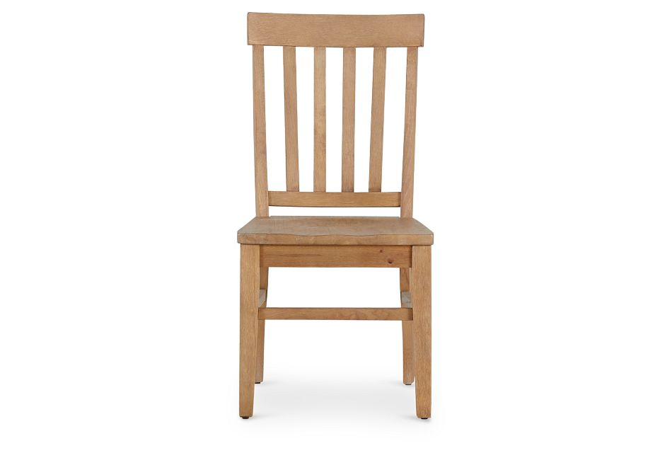 Somerset Light Tone Side Chair