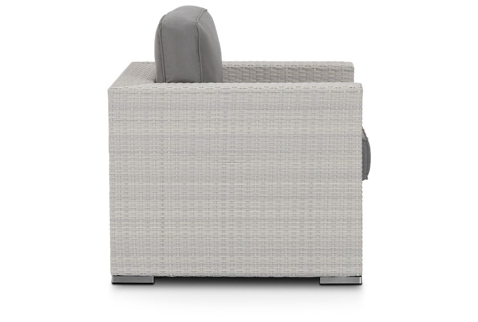 Biscayne Gray Chair