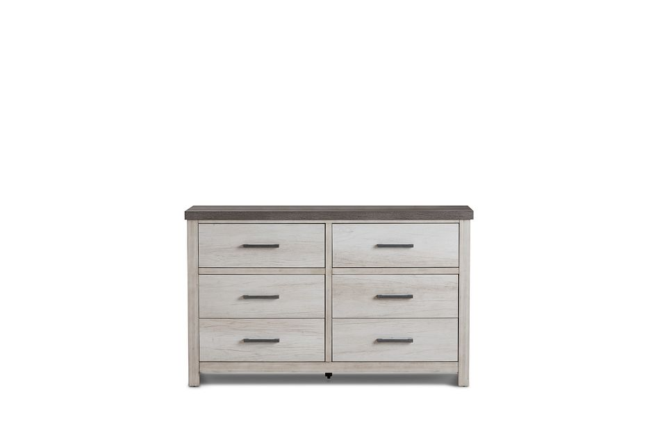 Casper Light Tone Youth Dresser