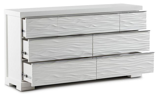 Ocean Drive White Dresser (3)