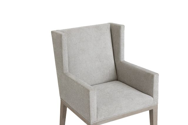 Linea Light Tone Arm Chair