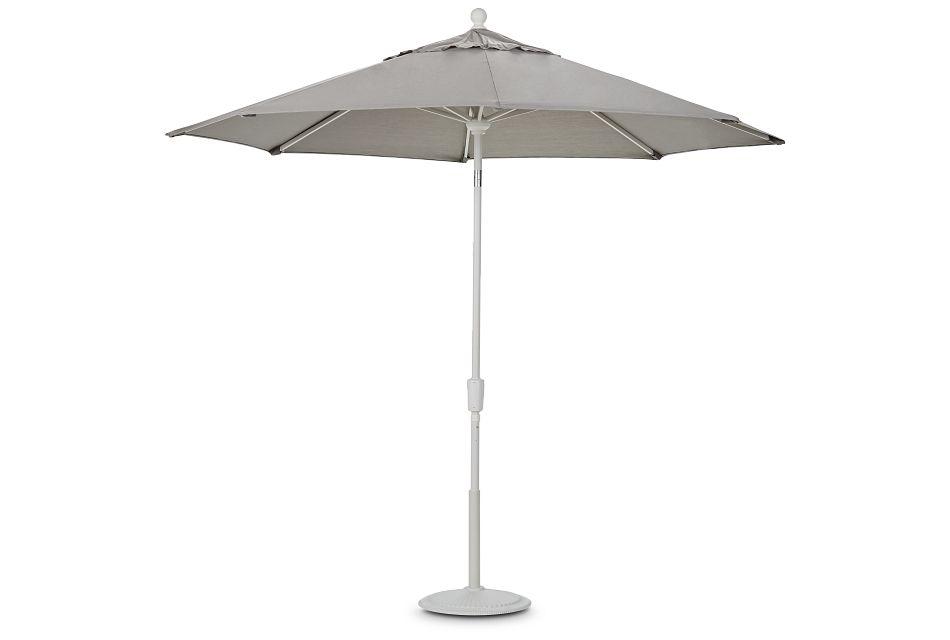 Capri Gray Umbrella Set