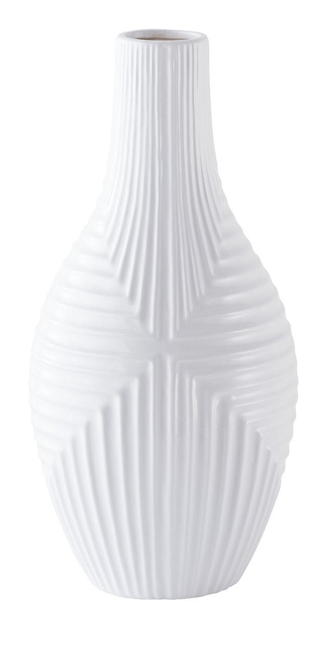 Capes White Medium Vase (0)