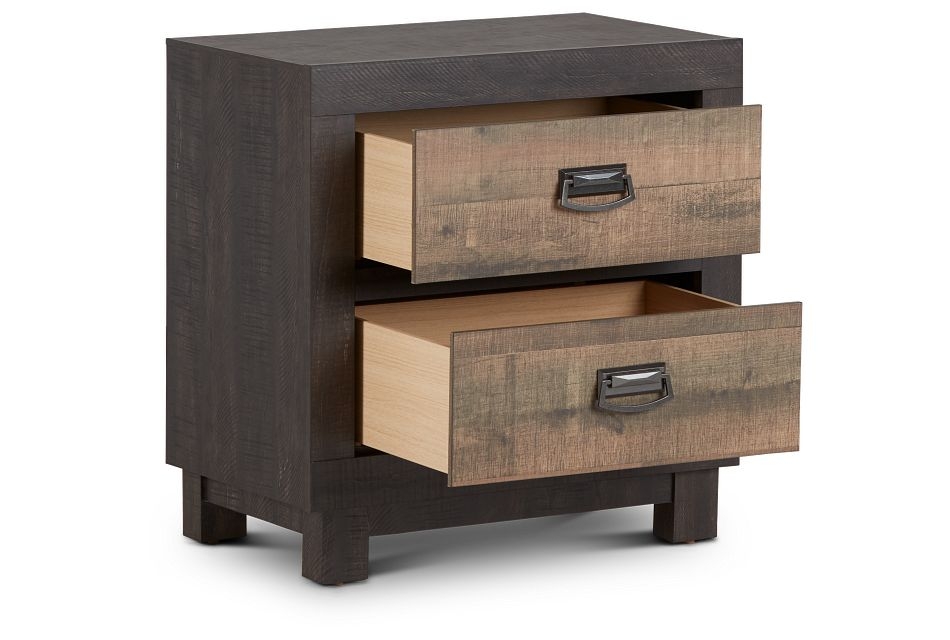 Harlington Dark Tone Nightstand
