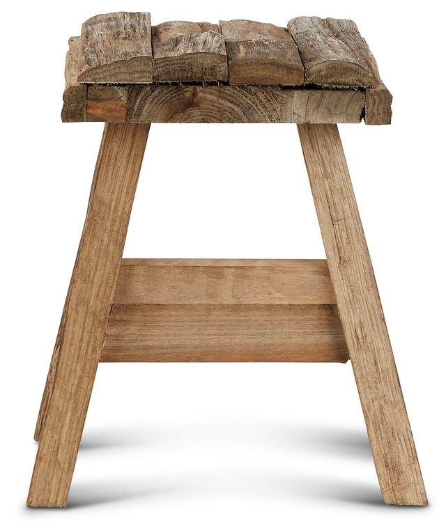 Caden Mid Tone Wood Stool (2)