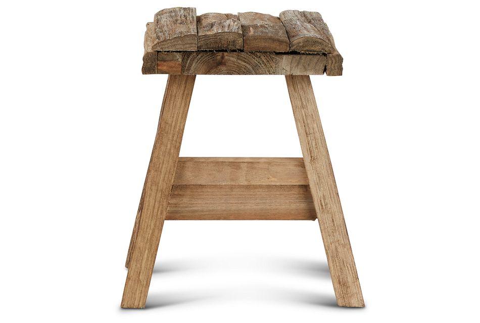 Caden Mid Tone Wood Stool