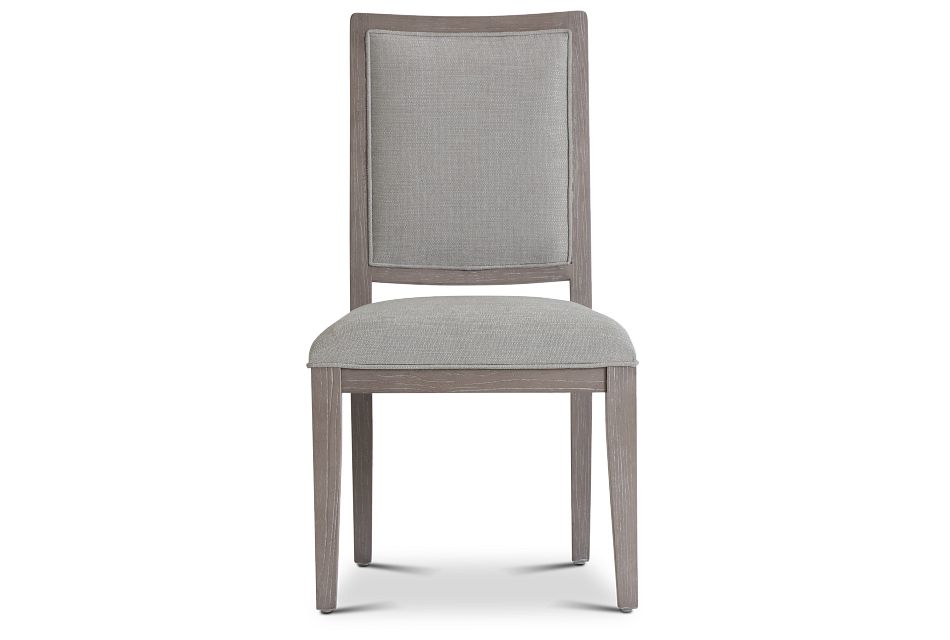 Tribeca Light Tone Wood Side Chair,  (3)