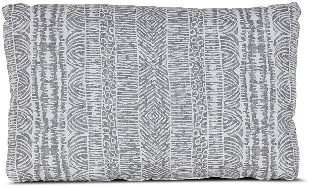 Global Gray Lumbar Accent Pillow (0)