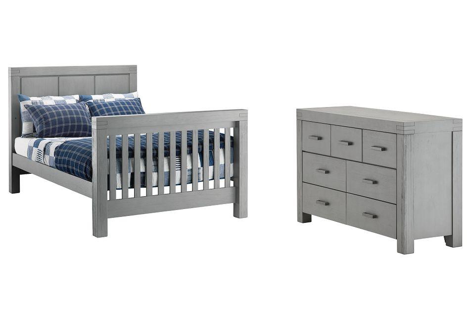 Piermont Mid Tone Small Crib Bedroom,  (1)