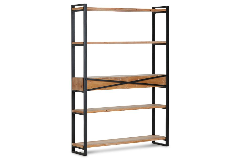 Taylor2 Light Tone Bookcase