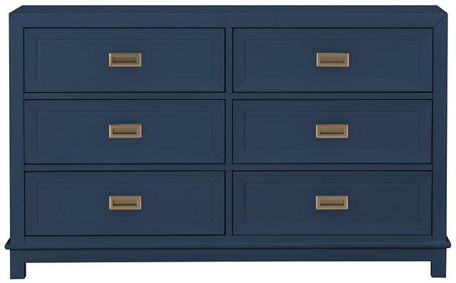 Ryder Dark Blue Dresser (0)