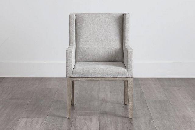 Linea Light Tone Arm Chair (0)