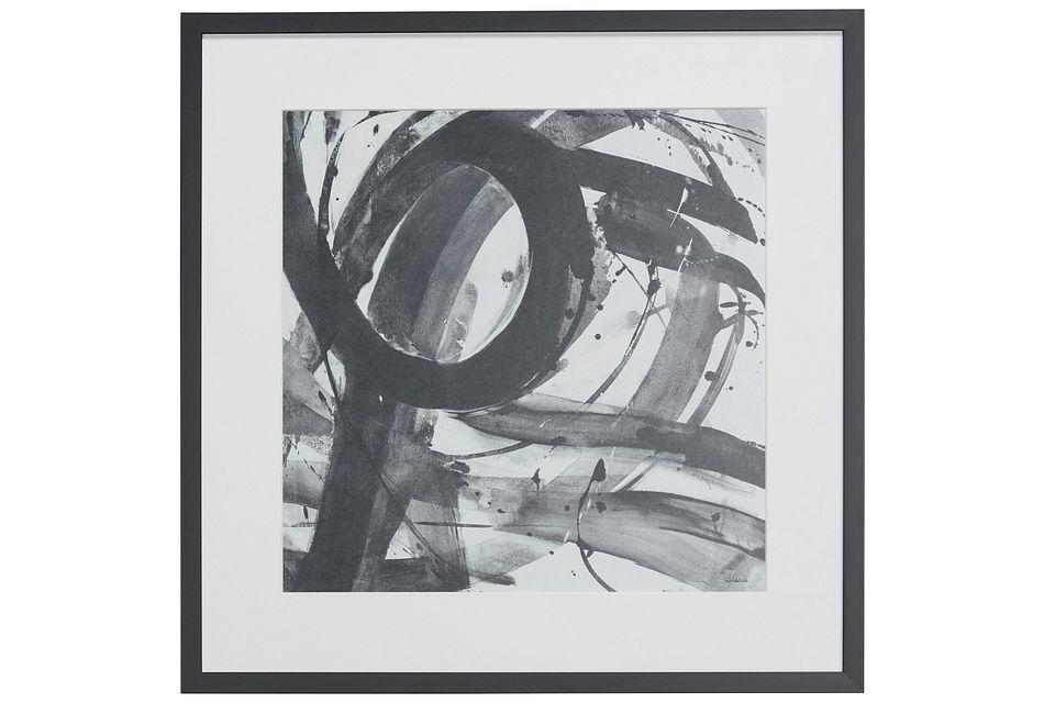 Wynde Black  Framed Wall Art,  (0)