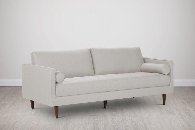 Rue Light Beige Fabric Sofa (0)
