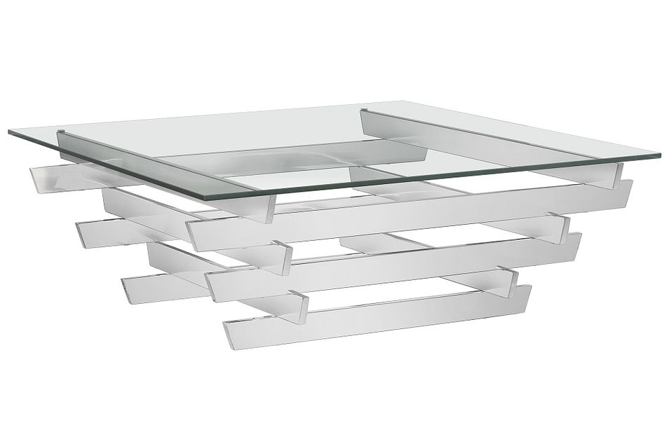 Mia Glass Coffee Table