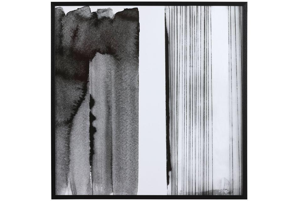 Aspen Black Framed Wall Art,  (0)