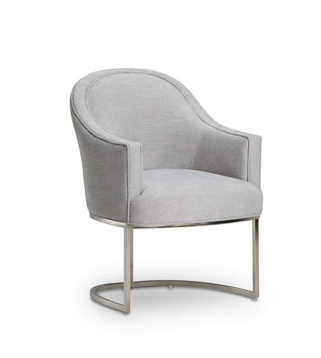 Tribeca Metal Accent Chair (1)