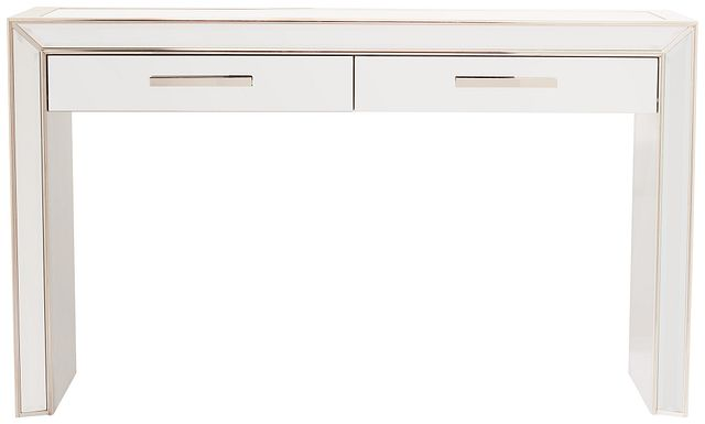 Monroe Mirrored Console Table