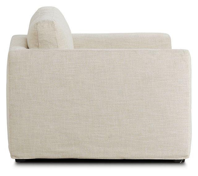 Willow Light Beige Fabric Chair (2)
